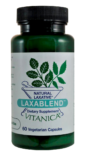 """LaxaBlend ™ <span class=""""sub""""> ~ Natural Laxative ~ 60 capsules</span>"""